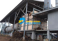 MED Rotary Sludge Dryer